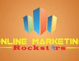 #87 cho Ontwerp een Logo for Online Marketing Rockstars bởi muhammadjunaid65