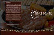 Brochure Design Inscrição do Concurso Nº13 para best food brochure