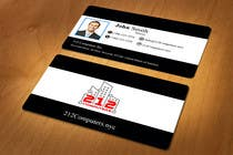 Graphic Design Contest Entry #58 for Design some Business Cards for 212 computers