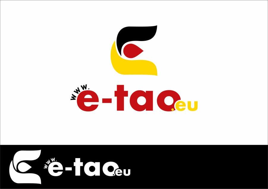 Bài tham dự cuộc thi #3 cho Design a Logo for E-TAO Im- und Export GmbH