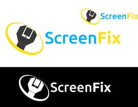 #102 for Design a Logo for ScreenFix by umamaheswararao3