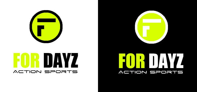 """Contest Entry #                                        666                                      for                                         Design a Logo for """"for dayz"""" action sports brand"""