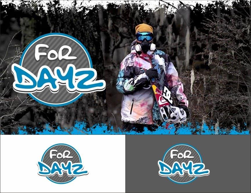 "Konkurrenceindlæg #                                        660                                      for                                         Design a Logo for ""for dayz"" action sports brand"