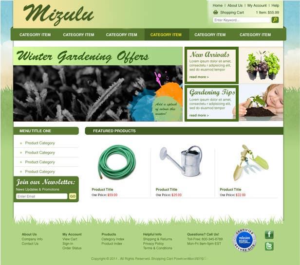 Proposta in Concorso #                                        3                                      per                                         Graphic Design for Mizulu