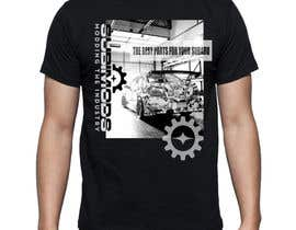 #16 for 3 Shirt Designs For A Subaru Parts Company af rebeccakoonz