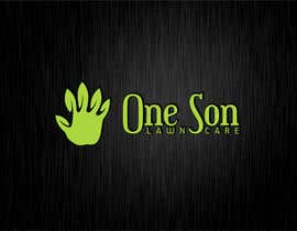 #34 for Show me what you got! Design a Logo for my new company One Son Lawn Care af sdmoovarss