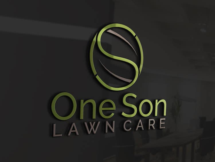 Penyertaan Peraduan #15 untuk Show me what you got! Design a Logo for my new company One Son Lawn Care