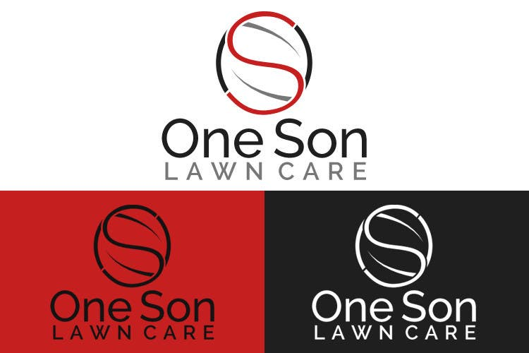 Penyertaan Peraduan #46 untuk Show me what you got! Design a Logo for my new company One Son Lawn Care