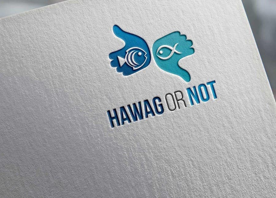 Contest Entry #                                        11                                      for                                         Design a Logo for my Fish Blog (Hawg or Not)