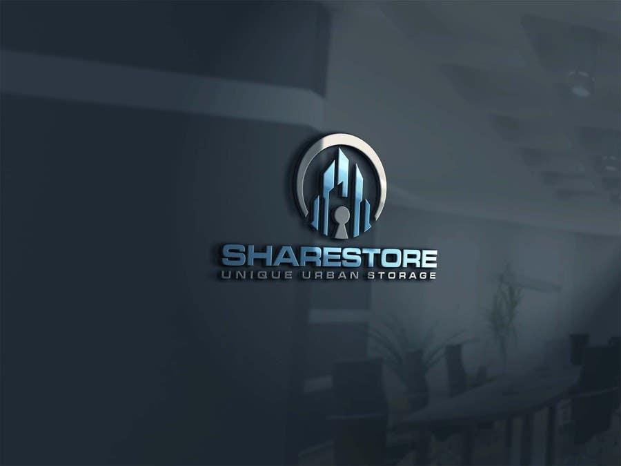 Contest Entry #52 for Design a Logo for Sharestore