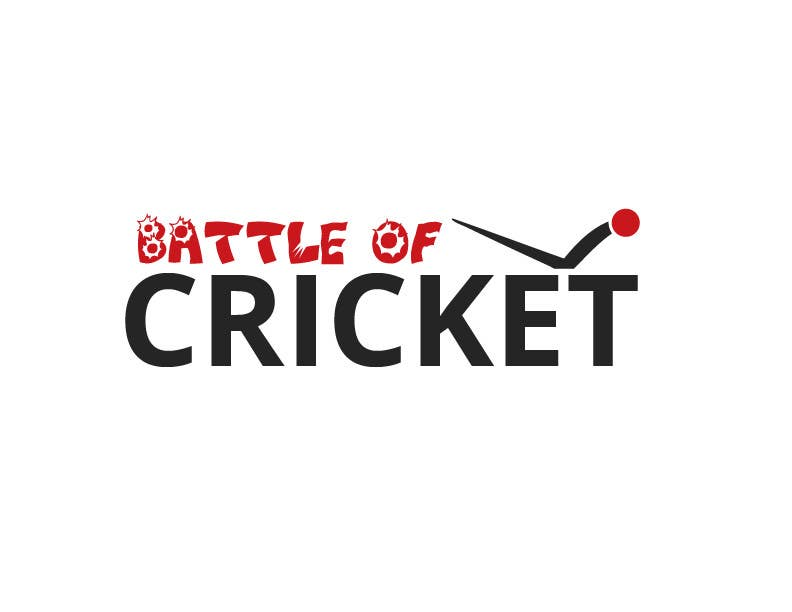 Bài tham dự cuộc thi #20 cho Design a Logo for cricket