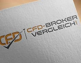 dreamer509 tarafından logo design (plus favicon) for CFD Broker website için no 52