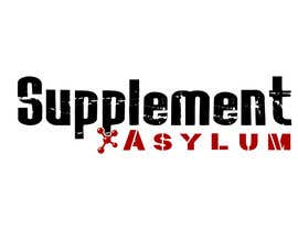 #5 for Design a Logo for Supplement Asylum af DesignSN