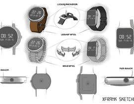 XFrank tarafından Industrial Sketch for Smart Watch için no 7
