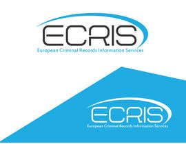 #67 para Develop logo and Corporate Identity for ECRIS por infosouhayl