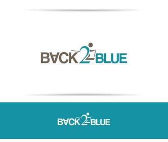 #63 for Design a Logo for Back2Blue af SergiuDorin