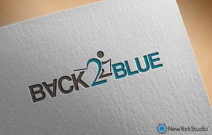 #64 cho Design a Logo for Back2Blue bởi SergiuDorin
