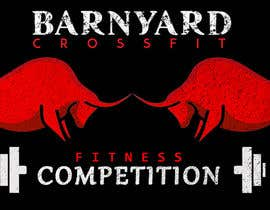 #6 for Barnyard Beatdown CrossFit Competition Logo af DigitalWebProp