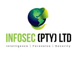 nº 218 pour Design a Logo for InFoSec (Pty) Ltd par himel302