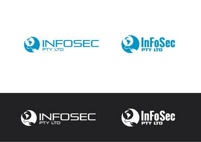 #175 para Design a Logo for InFoSec (Pty) Ltd por paxslg