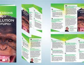 nº 14 pour Design a Brochure for a Science Promotion par cronie
