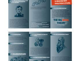 nº 6 pour Design a Brochure for a Science Promotion par Lucfer