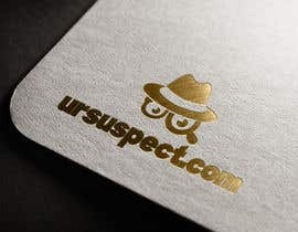 #101 for Design a Logo for ursuspect.com by kristirushiti
