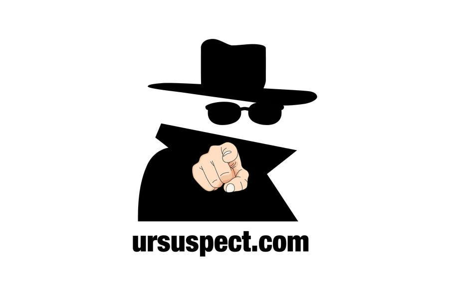 Inscrição nº 139 do Concurso para Design a Logo for ursuspect.com