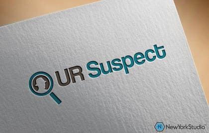 #116 cho Design a Logo for ursuspect.com bởi SergiuDorin