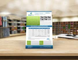 #14 for Design a Flyer for My New Product af abudabi3