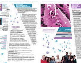 #15 for Create a stylish design and layout template for a scientific annual report by hpmcivor