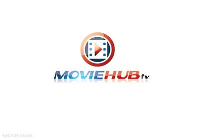 #41 para Design a Logo for MovieHub.Tv por paxslg