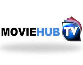 #75 para Design a Logo for MovieHub.Tv por Villy90