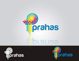 "Nro 18 kilpailuun Design a Logo for the word ""Prahas"" which in english is colours käyttäjältä joydeepmandal"