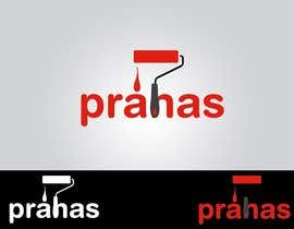 "Nro 20 kilpailuun Design a Logo for the word ""Prahas"" which in english is colours käyttäjältä joydeepmandal"