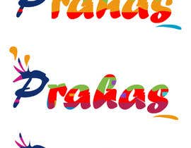 "Nro 25 kilpailuun Design a Logo for the word ""Prahas"" which in english is colours käyttäjältä karamax12"