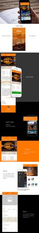Kilpailutyön #16 pienoiskuva kilpailussa Design an App Mockup