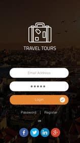 Nro 12 kilpailuun Design an App Mockup käyttäjältä ankisethiya