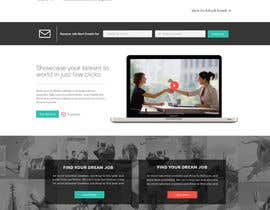 #9 para Job Bank Website Design por Skitters