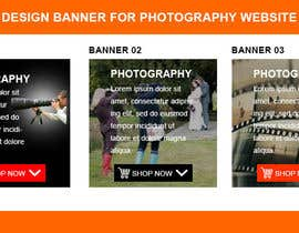 #12 for Design a banner for a home page shop af torikul96