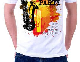 #1 cho Design a T-Shirt for the band Weird Party bởi drfranzy