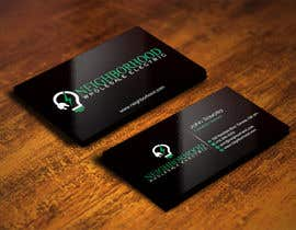#14 cho Design some Business Cards for Neighborhood Wholesale Electric bởi IllusionG
