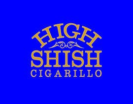 #40 cho Design a Logo for HIGH SHISH Cigarillos bởi mafy2015