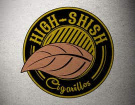 #41 cho Design a Logo for HIGH SHISH Cigarillos bởi aghits