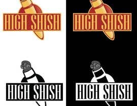 #15 cho Design a Logo for HIGH SHISH Cigarillos bởi a25126631