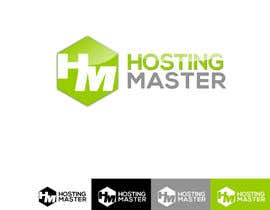 nº 26 pour Develop a Logo/Corporate Identity for HostingMaster par zlayo