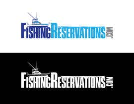 #66 para Design a Logo for FishingReservations.com por eddesignswork