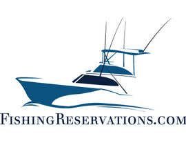 #3 para Design a Logo for FishingReservations.com por mohinimenon