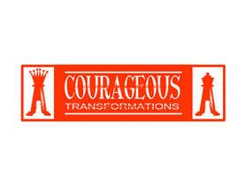 #31 for Courageous Transformation Logo af kuwaharajt