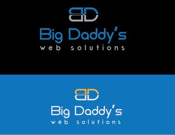 #28 cho Design a Logo for Big Daddy's Web Solutions bởi mdrashed2609
